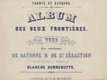 Album Deux frontieres