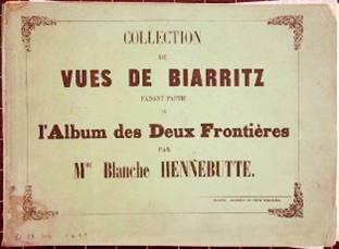 Album Biarritz
