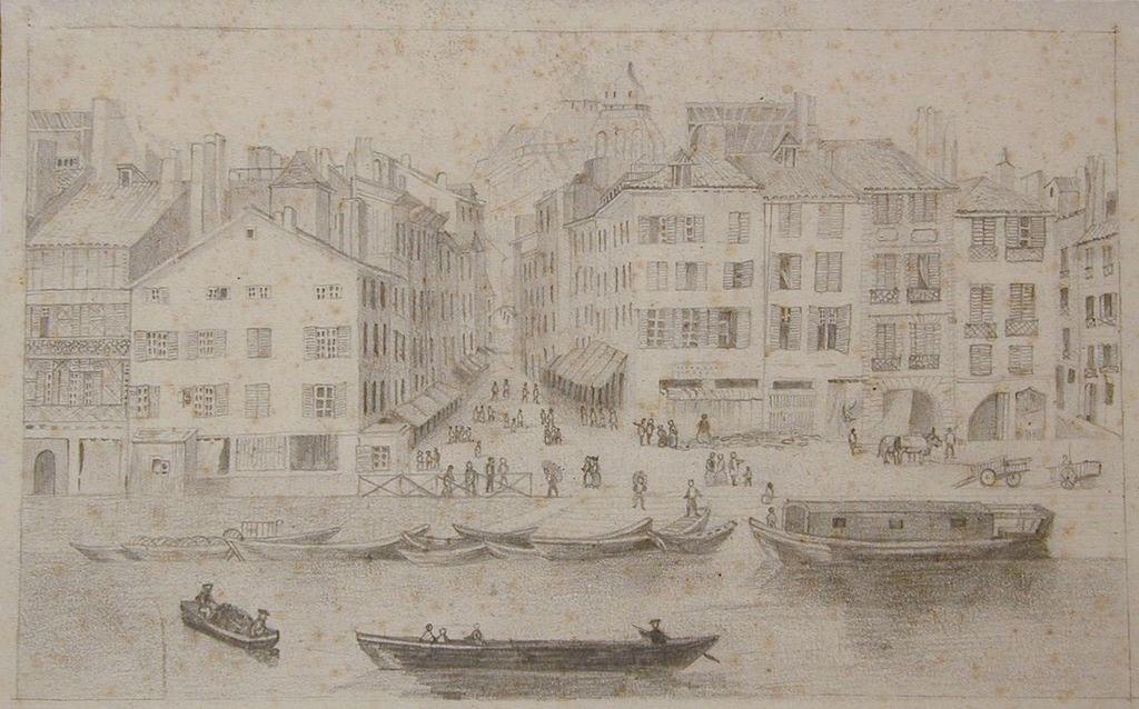 Bayonne marché