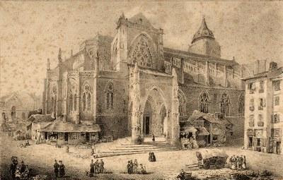Baionako katedrala
