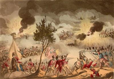 Baiona 1814