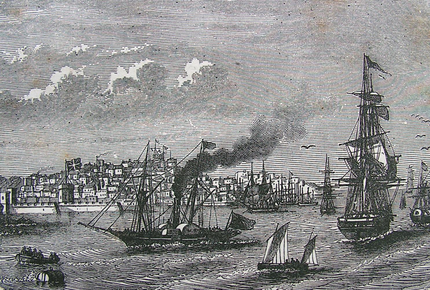 Tribiala-Sydney XIX.mendean