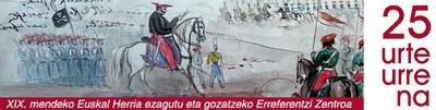 Zumalakarregi Museoa Carlistas y liberales2014eu
