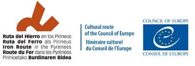 Cultural Route of the Council of Europe. Pirinioetako burdinaren bidea
