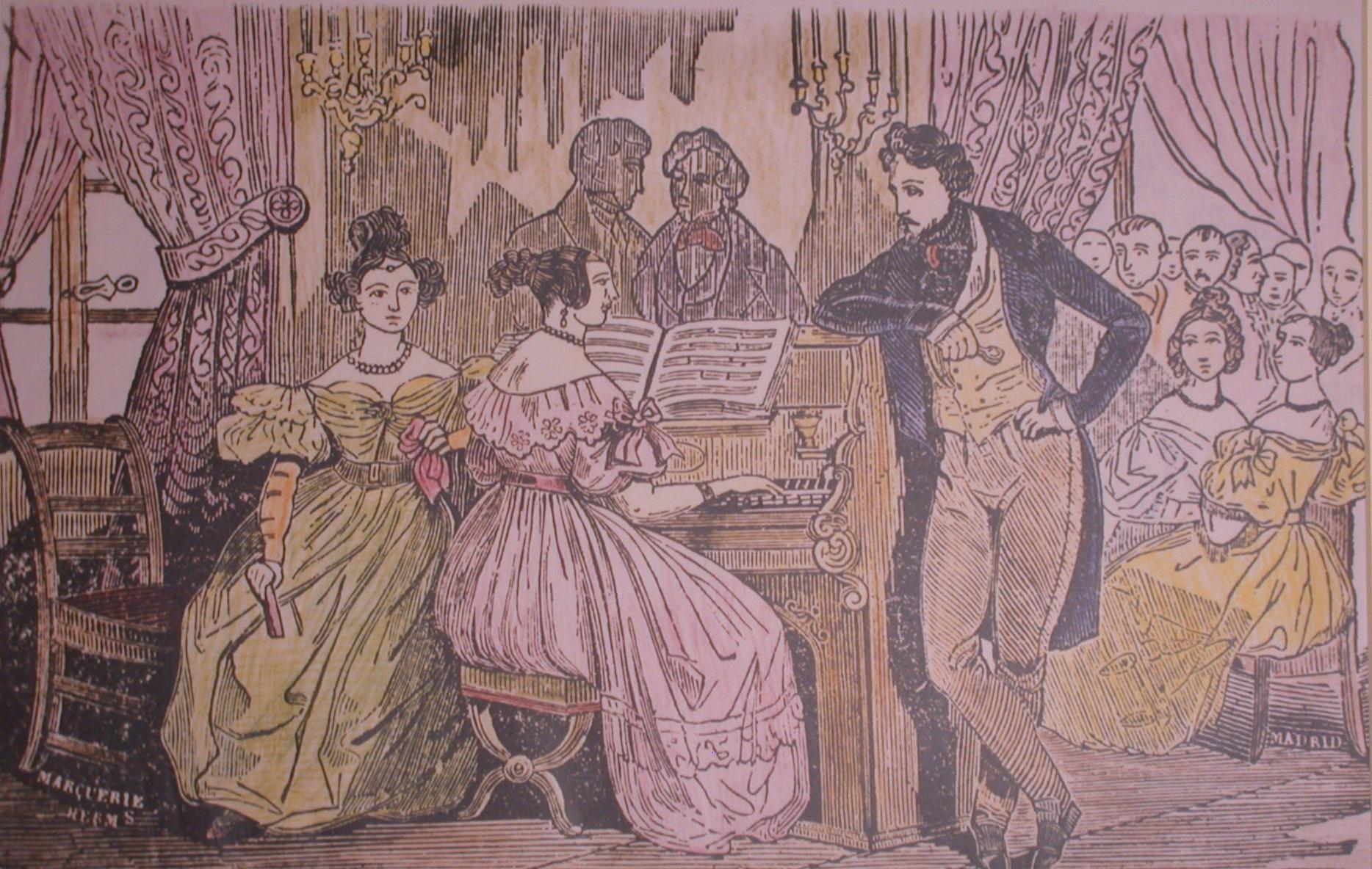 Pianoa jotzen