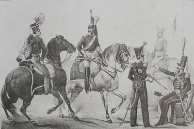 ZM Guardia real de Infantería