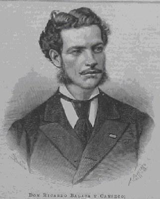 Ricardo Balaca, Bigarren Karlistadako margolaria