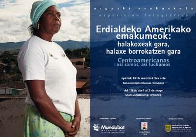 Argazki Erakusketa. Centroamericanas