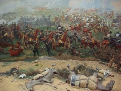 Waterloo panorama