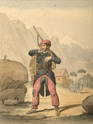 ZM. Infanteria karlista