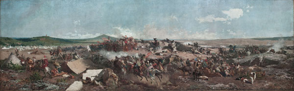 La guerra de África y el arte — Museo Zumalakarregi