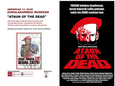 ZM_Ataun of the dead