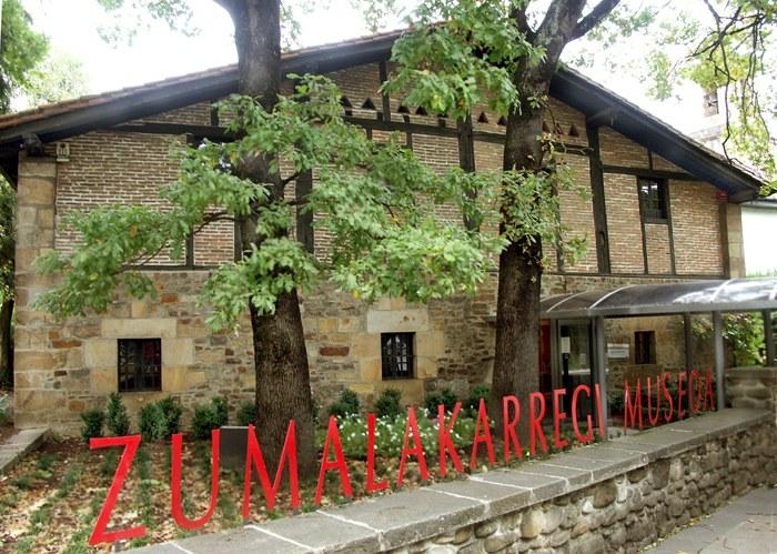 Facha del Museo Zumalakarregi