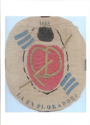 Bandera de Iradier